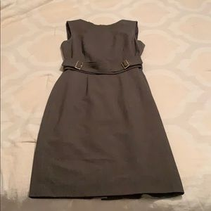 Charcoal Work dress